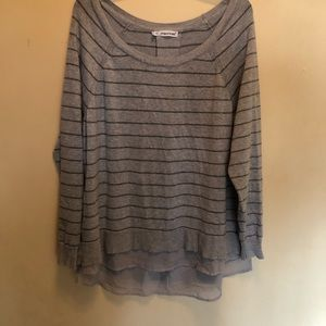 Maurices (plus) long tunic sweater.